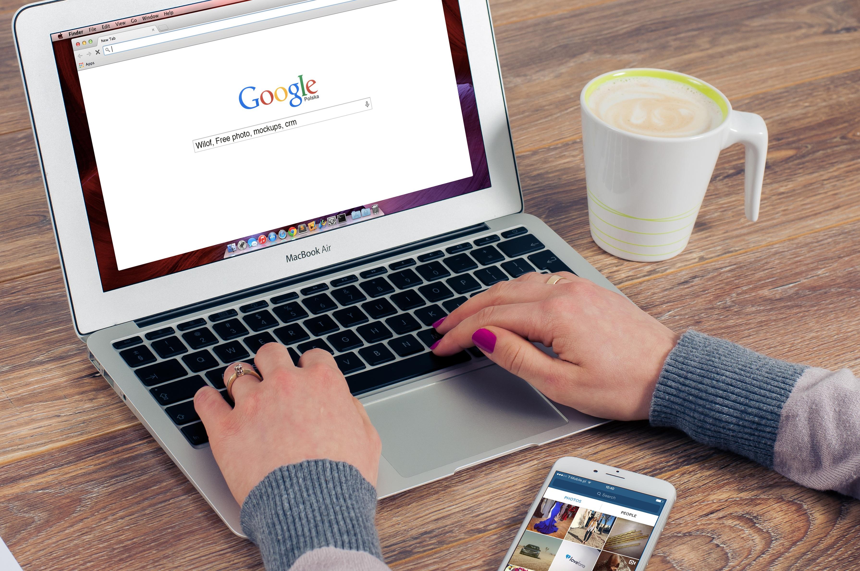 Wie Du die Neuheit Deiner  Idee mit Google, Amazon & Co. recherchierst